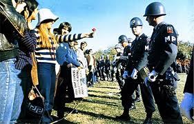 uranus protesters