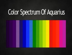 Color Aquarius
