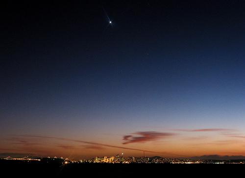 evening star venus