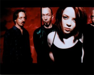 Shirley Manson Lead Singer and Songwriter - Garbage